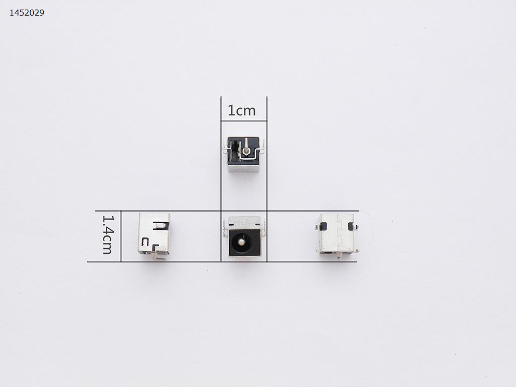 piezasdeportatil.es - Conector DC jack Fujitsu V2020, Asus  X53S K53 K53E K53S A53S X53