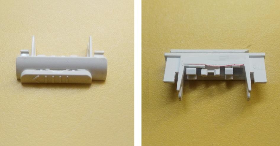 piezasdeportatil.es - Conector plastico Powerslide Samsung N145/N150